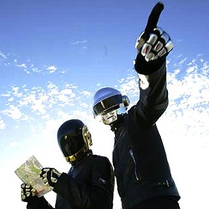 Daft Punk share new video