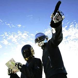 Daft Punk share new video