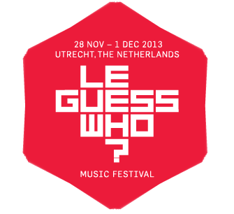 Le Guess Who? Festival Shares 2013 Lineup. 7th Edition of the Festival to Feature Yo La Tengo, Mark Lanegan, Ólafur Arnalds, The Fall, Ty Segall, The Black Angels, first Dutch show from Linda Perhacs + many more