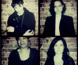 "Savages premiere video for ""Husbands"". Savages are on tour with Queens Of The Stone Age and Twin Shadow."