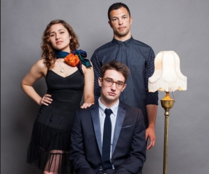 """SAN FERMIN DEBUT ALBUM OUT TODAY ON DOWNTOWN RECORDS, WATCH THE LIVE VIDEO FOR """"OH DARLING"""""""