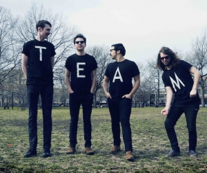Team Spirit Releases 'Team Spirit Live At The Knitting Factory' EP,