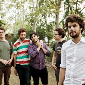 """Check out Passion Pit's performance of """"Constant Conversations"""" on the Late Show with David Letterman + Live on Letterman"""