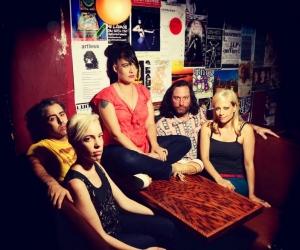"Kathleen Hanna's ""The Julie Ruin"" Album Out Now, Plays Fallon 9/4, Tour Kicks Off Today"