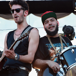 """CHROMEO DEBUT """"SEXY SOCIALITE"""" ON LATE NIGHT WITH JIMMY FALLON!"""
