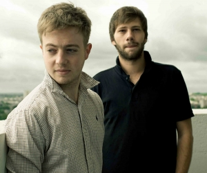 Mount Kimbie Stream New Lee Gamble Remix, On US Tour Now with Jonwayne & D33J