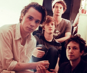"""Palma Violets share new video for """"Rattlesnake Highway"""". Tour starts October 8th in Philadelphia, PA"""