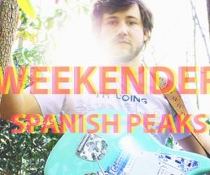 WEEKENDER ANNOUNCE DEBUT EP, 'SPANISH PEAKS'