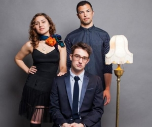 SAN FERMIN ANNOUNCES LIVE FROM THE ADVENT LUTHERAN CHURCH NYC EP