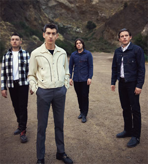Arctic Monkeys 'One For The Road' VideoThe band starts their North American tour January 12th in Vancouver, BC.
