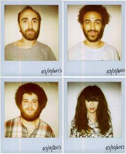 "Yuck announces full North American tour for early 2014. ""Glow And Behold"" now available on Fat Possum."