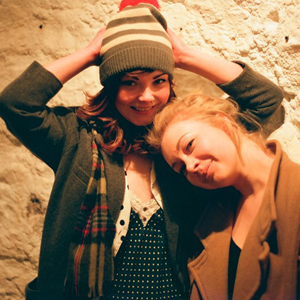 Scottish Duo HONEYBLOOD (FatCat) Debut New Video, Single Out Oct 22