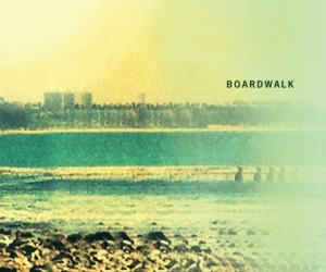 Boardwalk self-titled album reviewed by Northern Transmissions. The album is now out on Stones Throw Records.