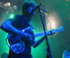 Review of 'Thee Oh Sees' Live in Vancouver. By Julie Colero
