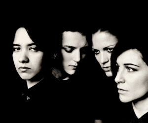 """Savages share """"Marshal Dear"""" video. Heading out on tour with Queens Of The Stone Age."""