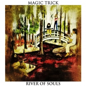 """Review Of Magic Trick's """"River Of Souls"""". The album comes out 12/3 on Empty Cellar Records. Listen to the the single """"Come in"""" on Northern Transmissions."""
