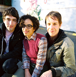 The Thermals Announce December Tour Dates With Beach Day; New Album Desperate Ground Out Now On Saddle Creek.