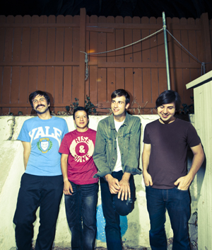 LA Font's Sophomore Album Diving Man Out November 19 on New Professor .
