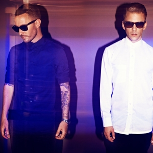 "Bloodshy of Miike Snow & Style of Eye are Galantis, ""Smile"" Single Out Today"