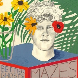 """Mazes' """"Better Ghosts"""" reviewed by Northern Transmissions. """"Better Ghosts"""" comes out November 11th on FatCat Records."""