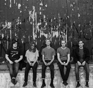 "EAGULLS: new single ""Tough Luck"" + debut album coming March 4, 2014"