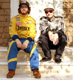 "Detroit Duo Dale Earnhardt Jr. Jr. Announce 2014 Headlining Tour Perform On The Late Late Show with Craig Ferguson Tonight, Sophomore Full length ""The Speed of Things"" Out Now."