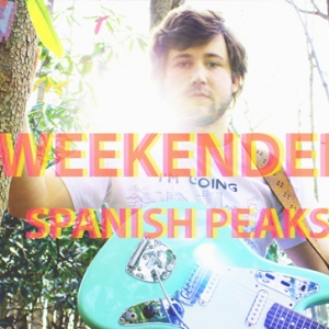 """WEEKENDER PREMIERE VIDEO FOR """"SPANISH PEAKS"""" 'SPANISH PEAKS' EP AVAILABLE ON PAPERCUP MUSIC NEW YORK PERFORMANCE DECEMBER 11 AT PIANOS"""