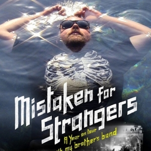 "The National's ""Mistaken For Strangers"" sets theatrical release. The Documentary about the band will be released on March 25 at the Shrine Auditorium in LA."