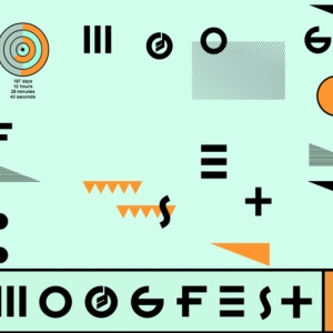 Moogfest 2014 Announces Music Showcase Curators Including WARP Records, DFA, Fool's Gold, Ghostly Intl., No. 19 + Crew Love, AFROPUNK & More.