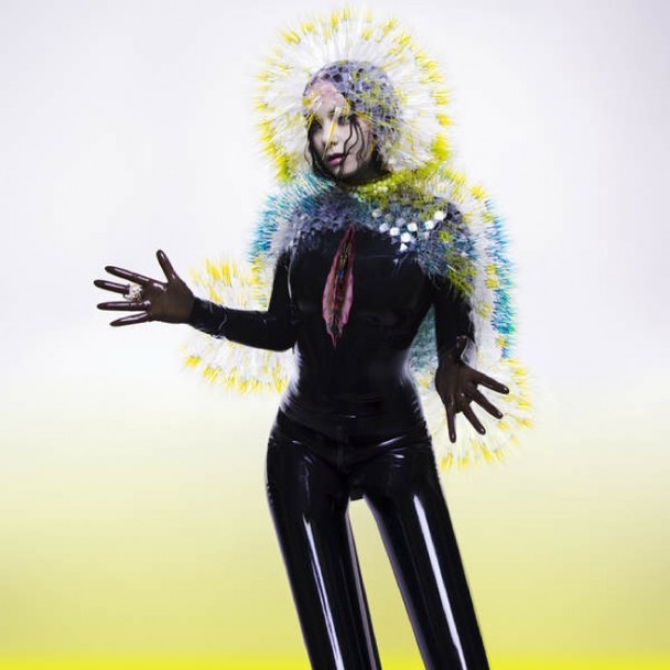 Review of the new album from Bjork 'Vulnicura,' the LP will be officially released through One Little Indian.