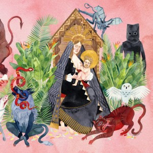 Review of the new Father John Misty album 'I Love You Honey Bear,' available February 3rd