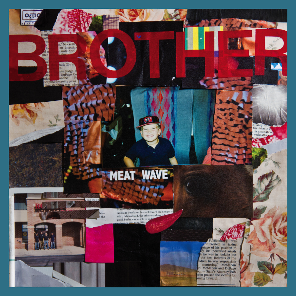 Review of the new 'Meat Wave' EP 'Brother,'