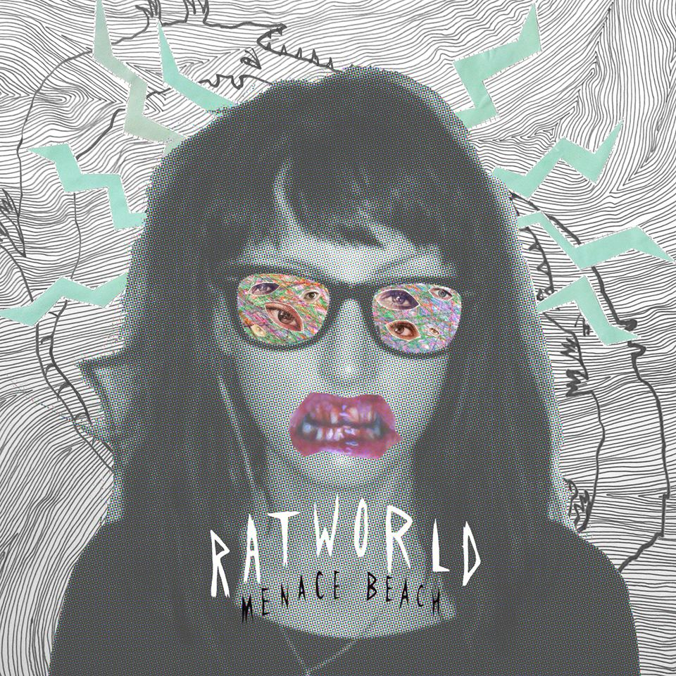 Review of 'Ratworld' by Menace Beach, the album comes out on January 13th