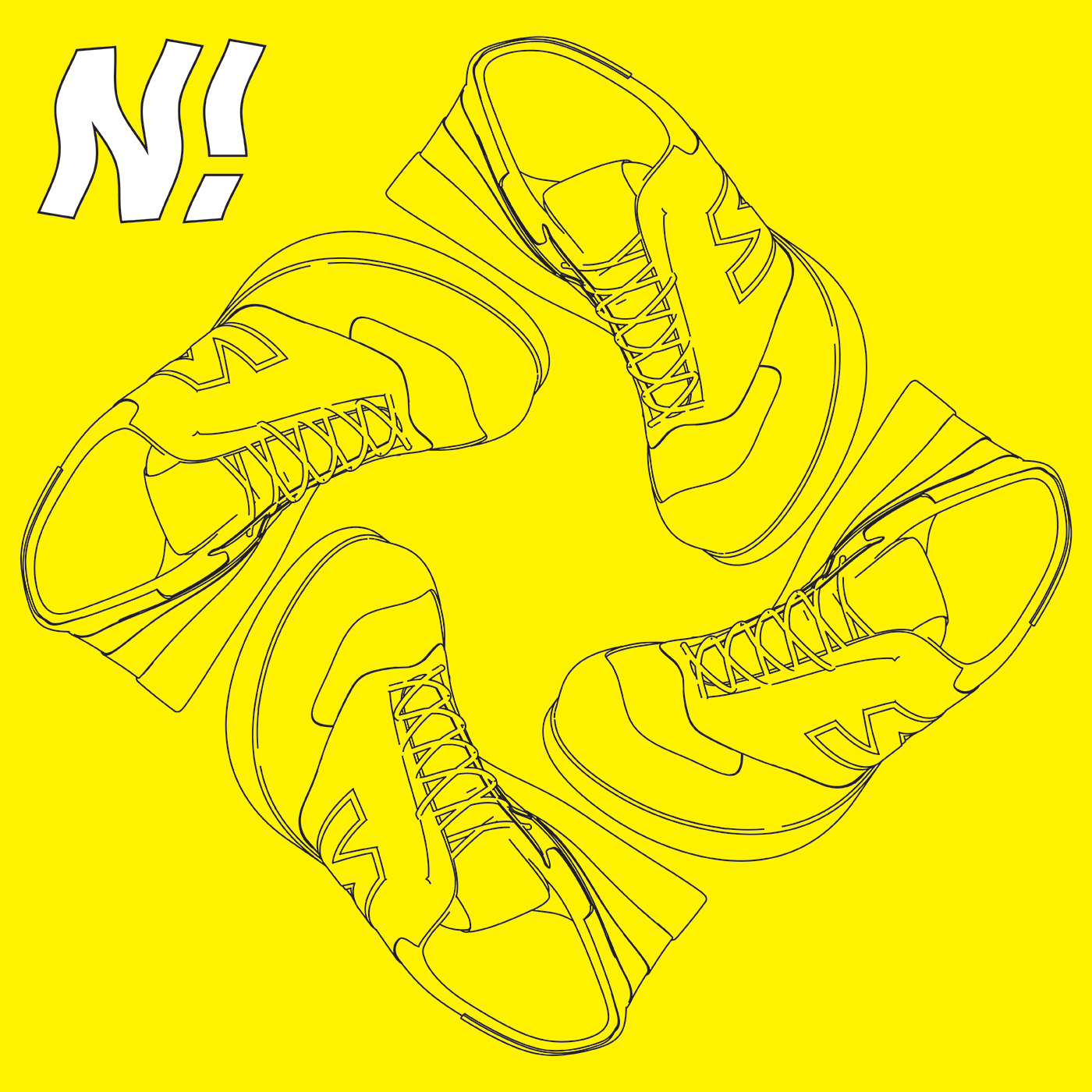 Review of 'Rubber Sole' by Neu Balance, the album is now out on the 1080p