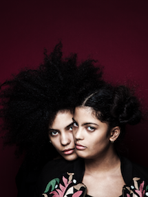 IBEYI announce first North American tour including their debut album comes out Feb 17
