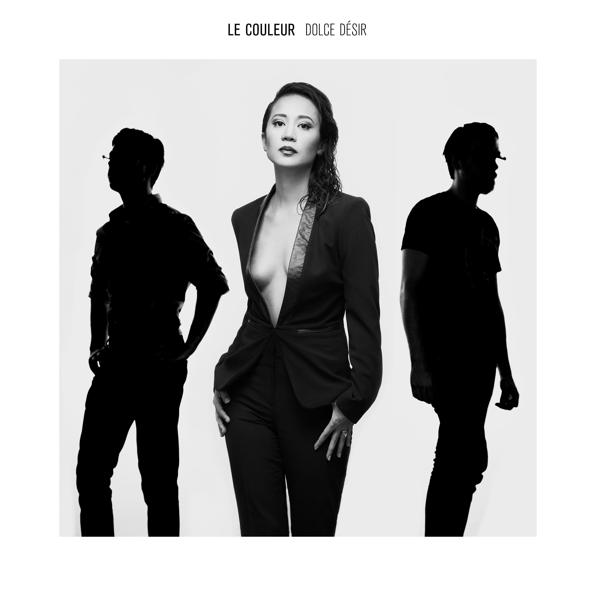 """LE COULEUR """"Dolce Désir"""" announce EP out 2/17 via Lisbon Lux records"""