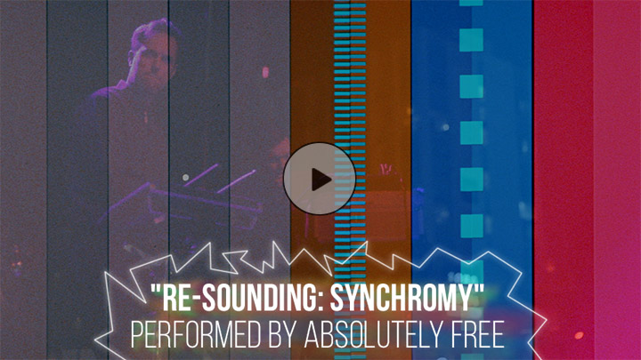 Absolutely Free Re-Sounds Norman McLaren.