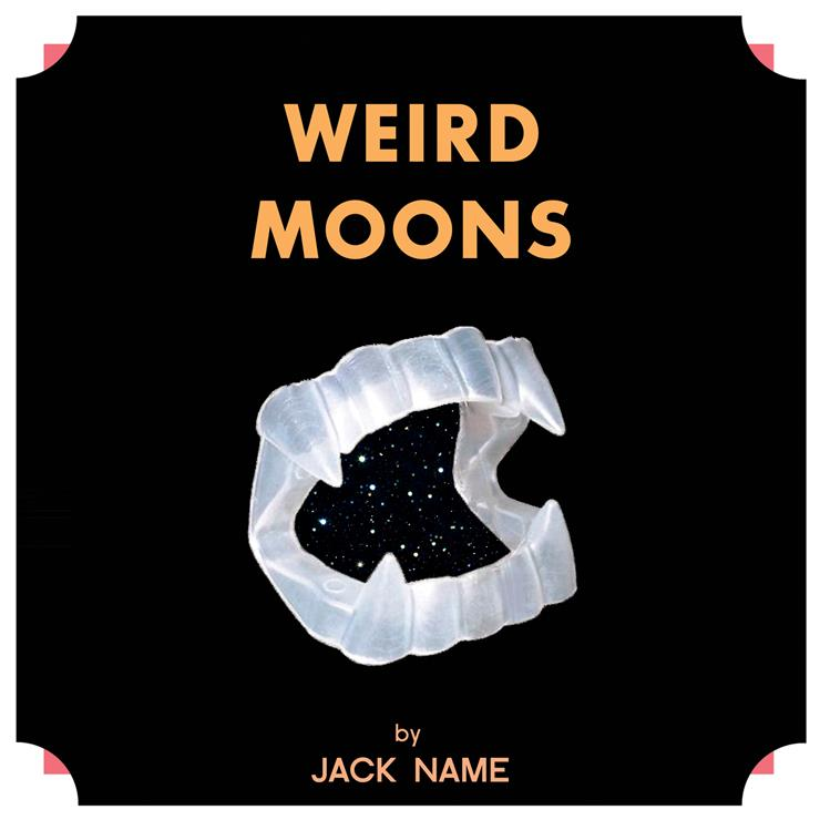 Review of 'Weird Moons' by Jack Name. The full-length album comes out on January 20th Via Castle Face.