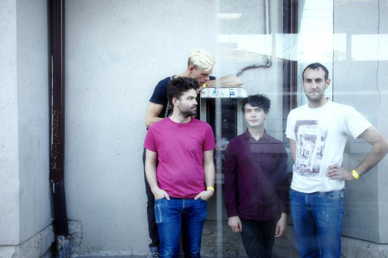 """Viet Cong Premiere """"Silhouettes"""" Video, the second single off their new album 'Viet Cong.'"""