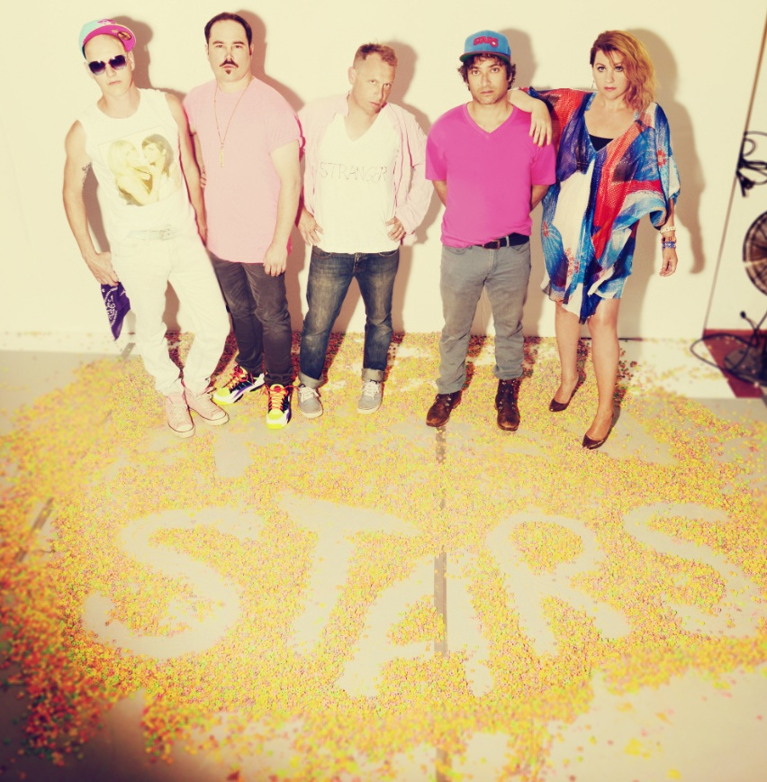 STARS share 'No One Is Lost' remix + European tour starts tomorrow in Dublin