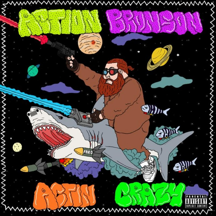 """Action Bronson Reveals Album + New Track MR. WONDERFUL FEATURES PRODUCTION FROM NOAH """"40"""" SHEBIB, MARK RONSON"""