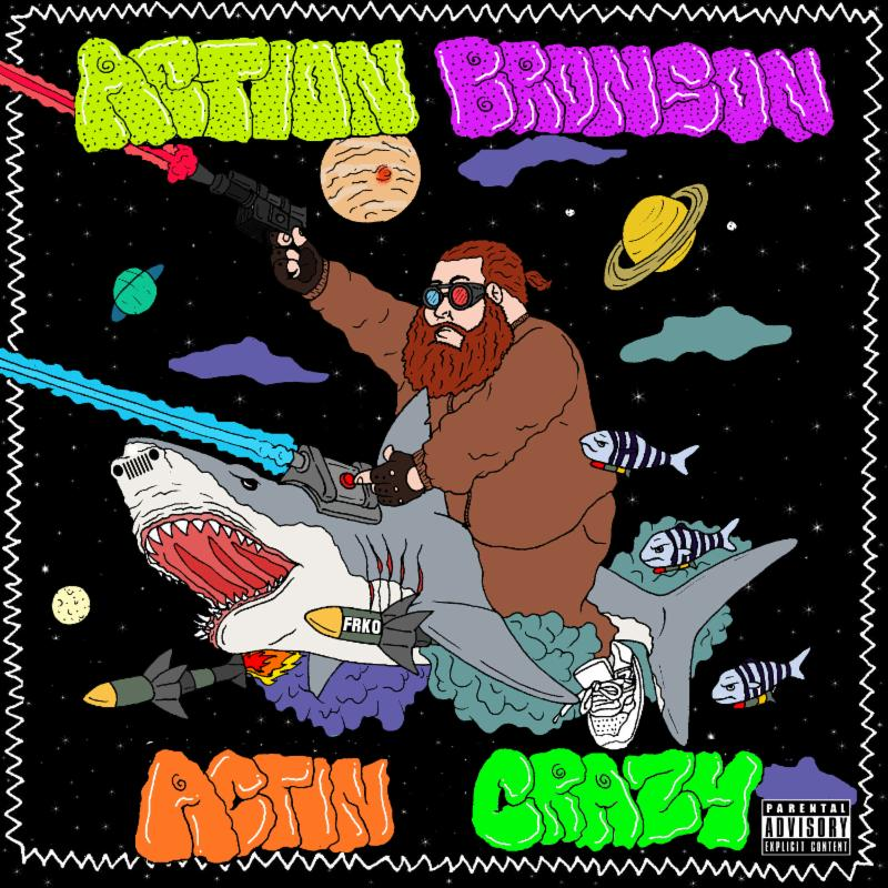 "Action Bronson Reveals Album + New Track MR. WONDERFUL FEATURES PRODUCTION FROM NOAH ""40"" SHEBIB, MARK RONSON"