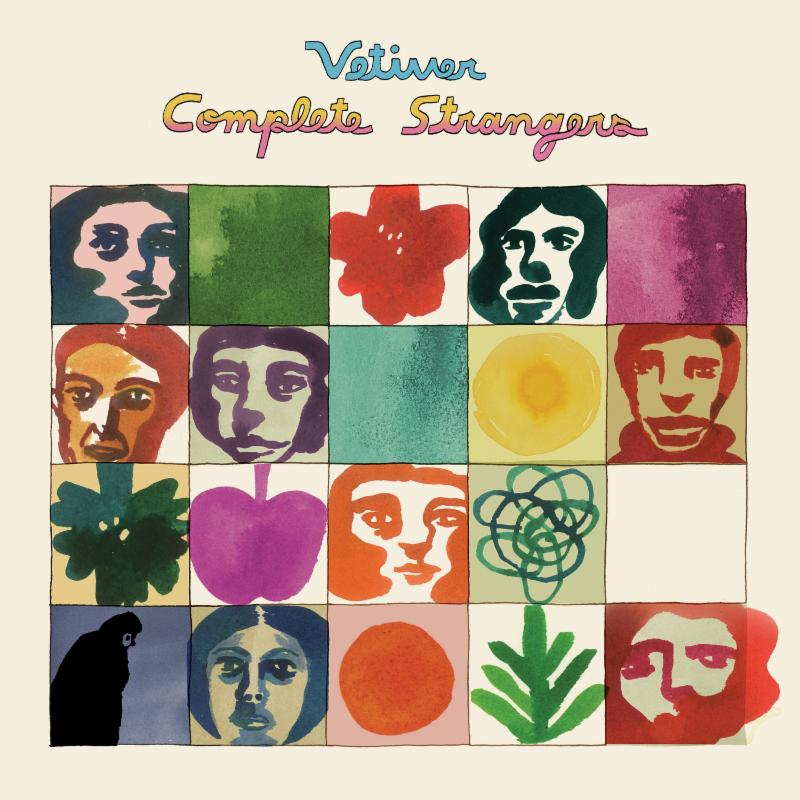 "Vetiver shares song ""Current Carry,"" from 'Complete Strangers.' The band's full length comes out 3/24 on Easy Sound. Andy Cubic plays 3/5 in San Francisco."