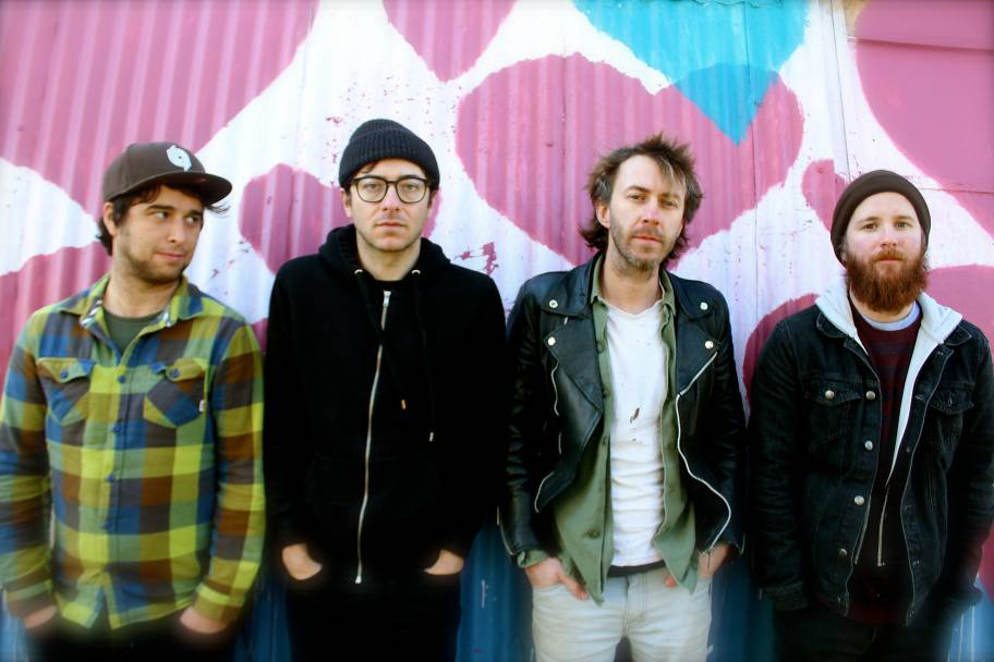 """Diver share their new single """"Breathless"""" from their 'Hello Hello' LP, out 2/17"""