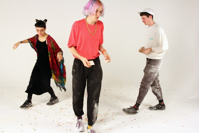 JOEY FOURR announces debut album, 'TO THE FLOORR' via MÏLK Records on April 1st.