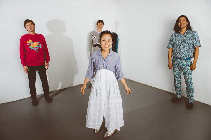 Deerhoof Join 'Of Montreal' On Tour, bring perfect pussy on tour