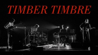 Timber Timbre Shares 'Live At Massey Hall' concert film, available for viewing online today.