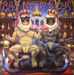 Review of the new Bad news boys (f.k.a. King Khan & The BBQ Show)