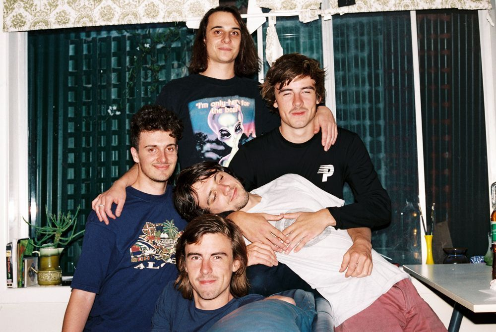 """Crepes share their new single """"Stages Of Fear,"""""""