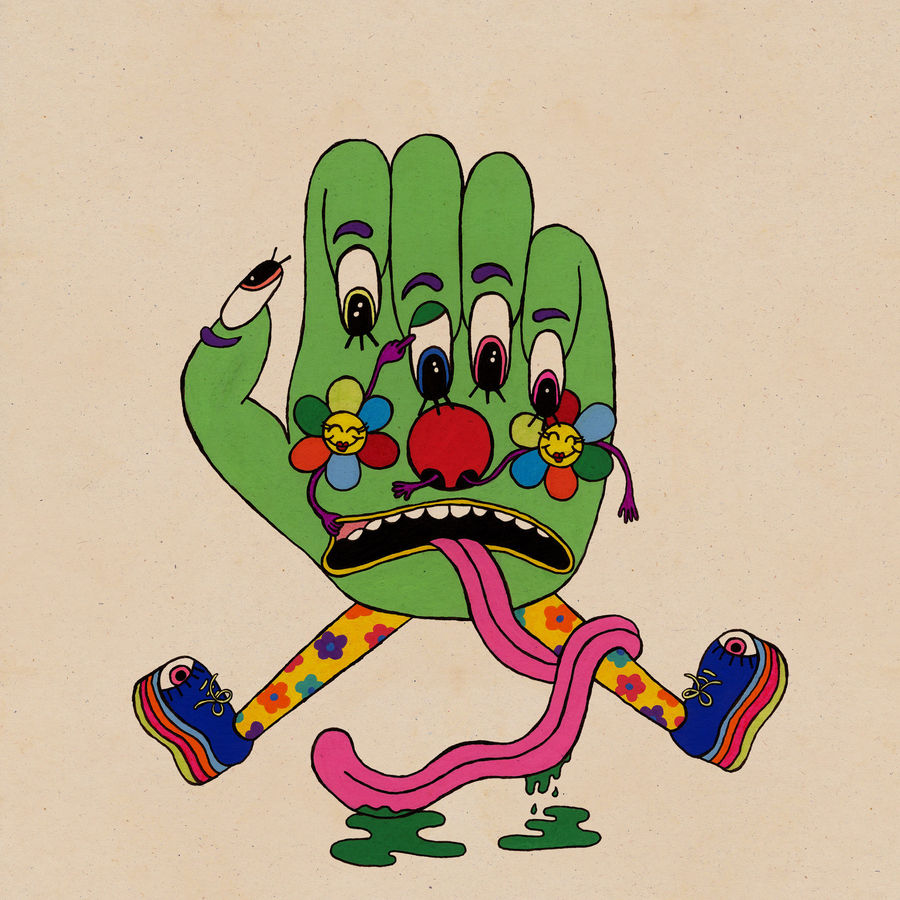 Review of the new album 'Gliss Riffer' by Dan Deacon.
